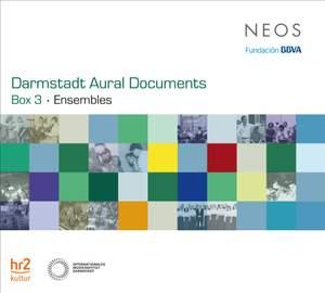 Darmstadt Aural Documents, Box 3