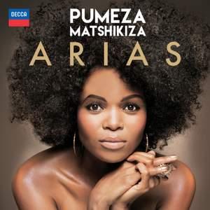 Pumeza: Arias Product Image