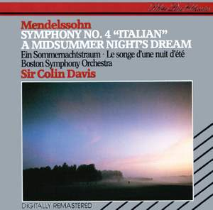 Mendelssohn: Symphony No. 4