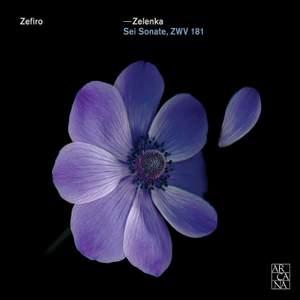 Zelenka: Trio Sonatas Nos. 1-6 Product Image