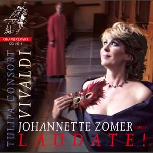 Vivaldi: Laudate! Product Image
