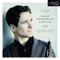 Mozart, Hvoslef, Sæverud: Works for Oboe