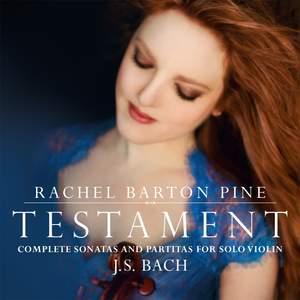 Rachel Barton Pine: Testament Product Image