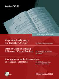 Steffen Wolf: Paths to Classical Singing (High Voice)
