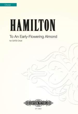 Hamilton, Gordon: To An Early-Flowering Almond
