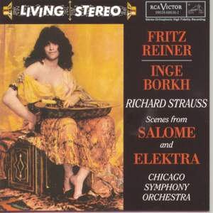 Richard Strauss: Scenes from Salome and Elektra