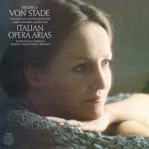 Frederica von Stade Sings Italian Opera Arias