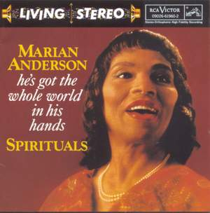 He's Got The Whole World In His Hands: Spirituals