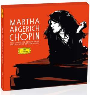Martha Argerich: Complete Chopin Recordings Product Image
