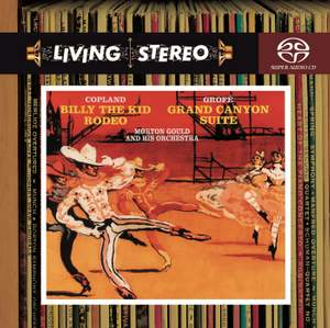 Copland: Billy the Kid & Rodeo and Grofe: Grand Canyon Suite