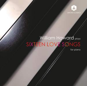 Sixteen Love Songs for piano