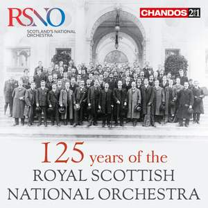 125 Years of the Royal Scottish National Orchestra Product Image