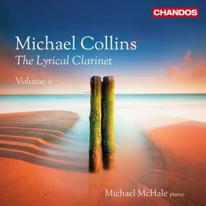 The Lyrical Clarinet Volume 2