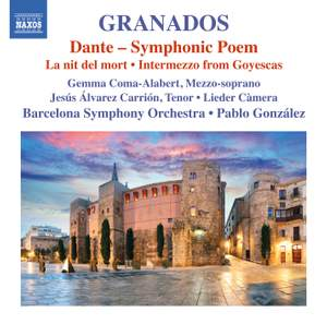 Granados: Orchestral Works, Vol. 2 Product Image
