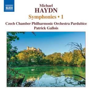 Johann Michael Haydn: Symphonies, Vol. 1