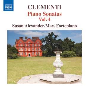 Clementi: Piano Sonatas Volume 4