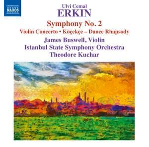 Erkin: Symphony No. 2 & Violin Concerto