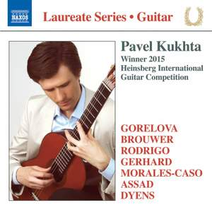 Guitar Recital: Pavel Kukhta