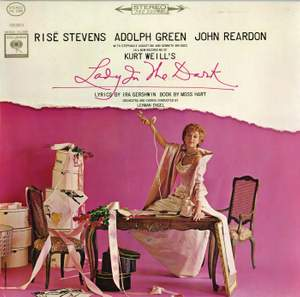 Lady in the Dark (Studio Cast Recording (1963))