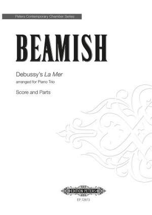 Beamish, Sally: Debussy's La Mer (score & parts)