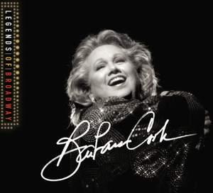 Legends of Broadway - Barbara Cook