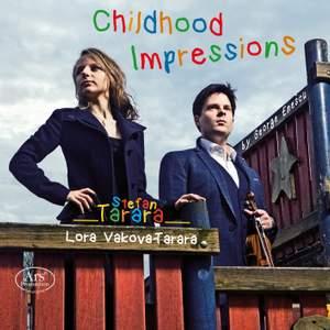 Enescu: Childhood Impressions Product Image