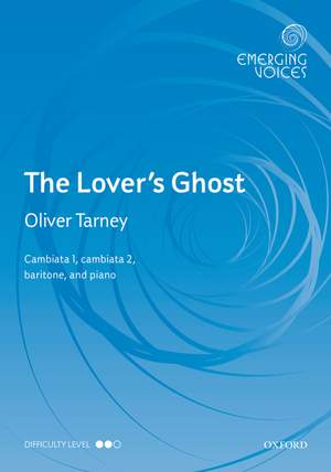 Tarney, Oliver: The Lover's Ghost