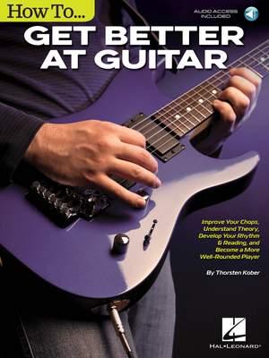 Thorsten Kober: How to Get Better at Guitar