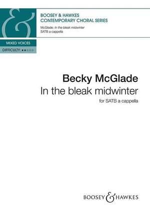 McGlade, B: In the bleak midwinter