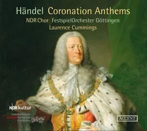 Handel: Coronation Anthems Nos. 1-4