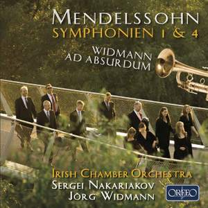 Mendelssohn: Symphonies Nos. 1 & 4