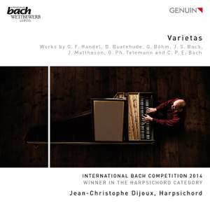 Varietas: Harpsichord Music