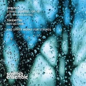 Debussy & Takemitsu for strings