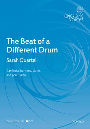 Quartel, Sarah: The Beat of a Different Drum Product Image