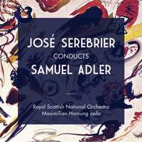 José Serebrier conducts Samuel Adler