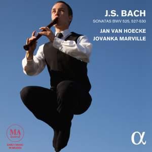 JS Bach: Flute Sonatas