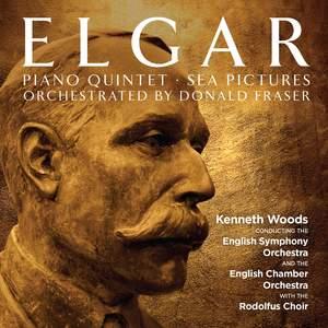 Elgar: Piano Quintet & Sea Pictures