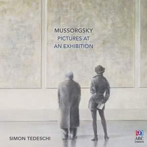 Simon Tedeschi plays Mussorgsky & Tchaikovsky