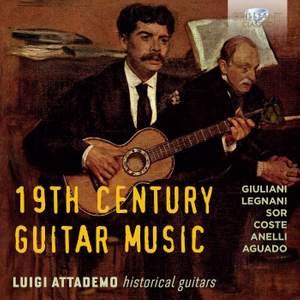 19th Century Guitar Music