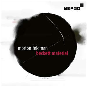 Morton Feldman: Beckett Material Product Image