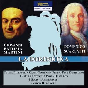 Scarlatti, D: La Dirindina