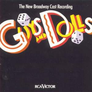 Guys and Dolls (New Broadway Cast Recording (1992)) Product Image