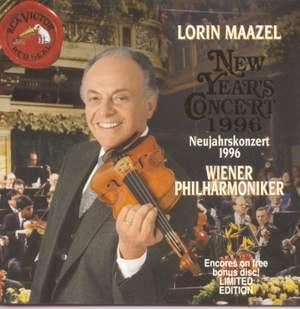 Neujahrskonzert / New Year's Concert 1996