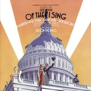 Gershwin: Of Thee I Sing / Let 'Em Eat Cake (Studio Cast Recording (1987))