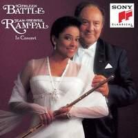 Kathleen Battle & Jean-Pierre Rampal: Live in Concert