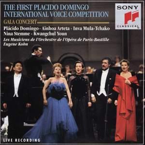 Premier Concours International de Voix D'Opéra Plácido Domingo; Paris 1993 / Concert of the Prizewinners