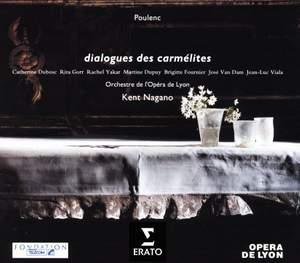 Poulenc: Dialogues des Carmelites