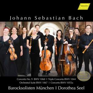 Barocksolisten München play JS Bach