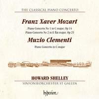The Classical Piano Concerto 3: F X Mozart & Clementi