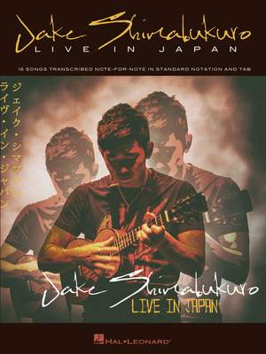 Jake Shimabukuro: Live In Japan Product Image